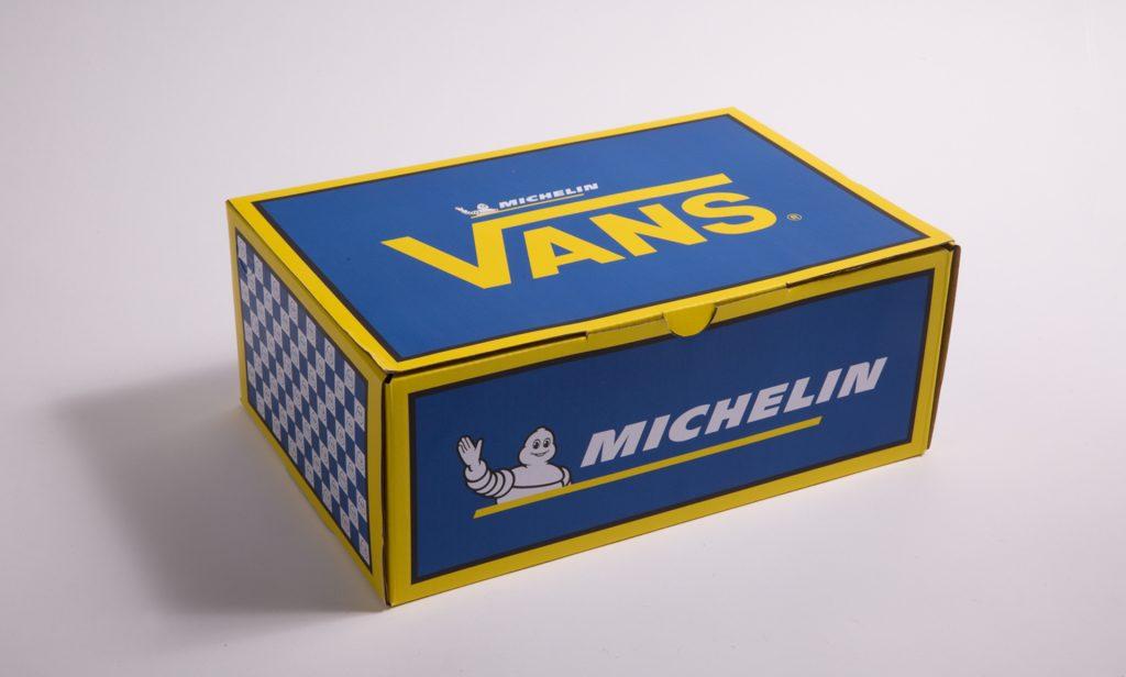 vans michelin